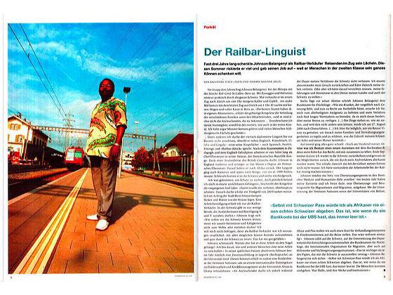 Surprise Strassenmagazin